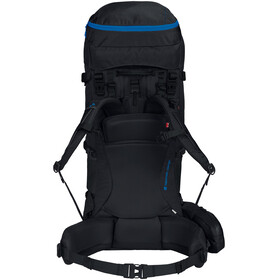 VAUDE Skarvan 90+20 Backpack black